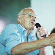 Elmar Altvater, IPPNW-Beiratsmitglied