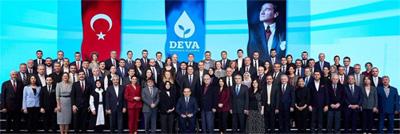 Begründerversammlung der DEVA-Partei. Foto: Murat Karabulut/Wikipedia