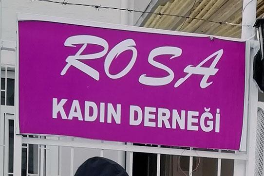 Frauenverein Rosa in Diyarbakir