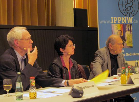 """17.9.2013, Veranstaltung mit Podiumsdiskussion zum Thema """"Wie ist es um die Menschenrechte in Europa bestellt?"""" in Berlin"""