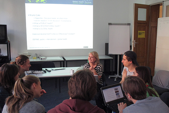 IPPNW-Global Health Summer School 2014