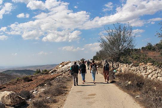 Tent of Nations, Begegnungszentrum im Westjordanland. Foto: IPPNW