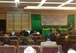 Urankonferenz in Bamako 2012