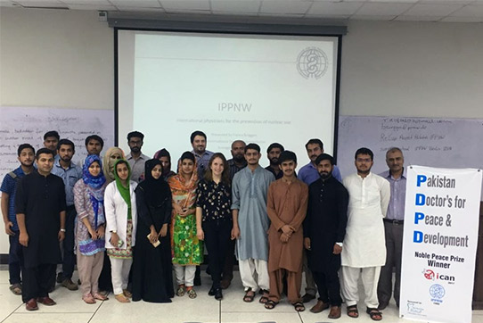 Workshop in Multan