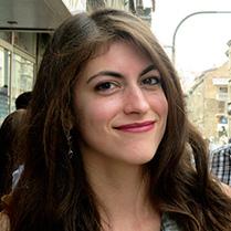 Andrea Belancic, Medizinstudentin in Mostar