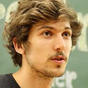 Frederik Holz ist Studierendensprecher der deutschen Sektion der IPPNW.
