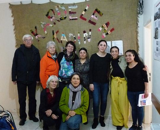 """Im Frauenzentrum """"Kardelen"""" in Diyarbakir"""