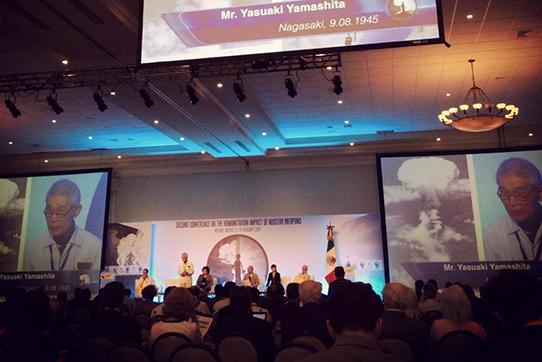 Am 13./14. Februar treffen sich mehr als 120 Staaten gemeinsam mit UN-Organisationen und der Zivilgesellschaft in Nayarit (Mexiko) zur zweiten Konferenz über die humanitären Folgen von Atomwaffen.