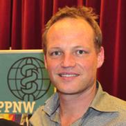 Dr. Lars Pohlmeier, Europäischer Vizepräsident der IPPNW