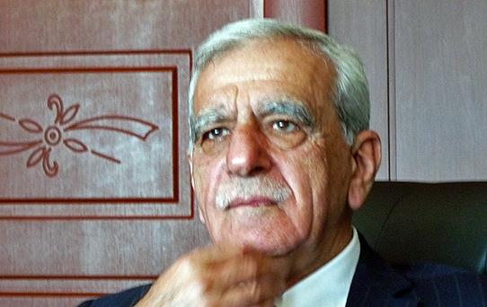 Ahmet Türk, Bürgermeister von Mardin, im März 2016. Foto: privat